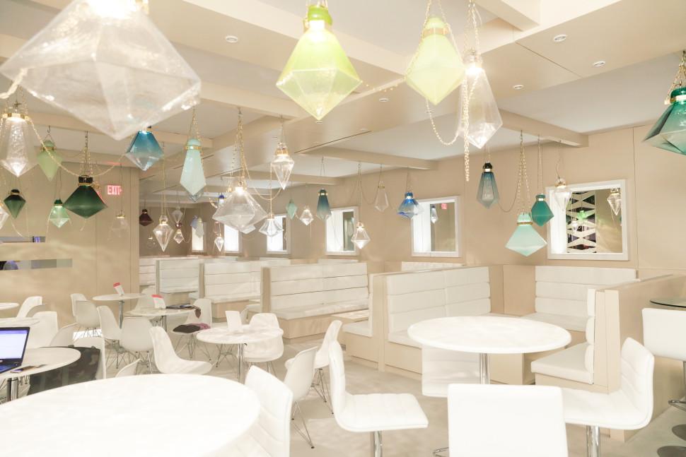 NetJets Lounge : at Art Basel Miami Beach